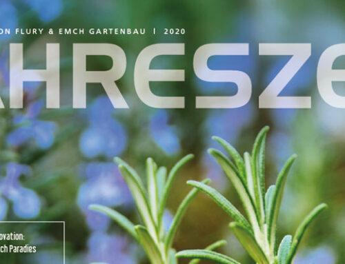NEU: «Jahreszeit» Frühling 2020