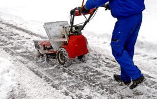 Was Gärtner im Winter zu tun haben.