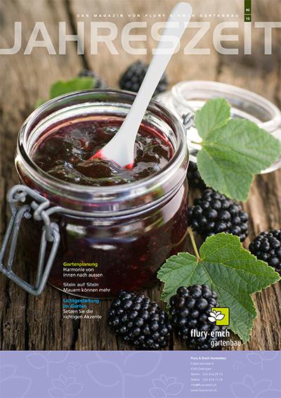 Kundenmagazin Jahreszeit Sommer 2015