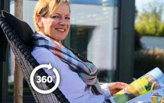 Gartengeschichte Nadler, 360-Grad