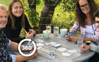 Gartengeschichte Sieber, 360-Grad