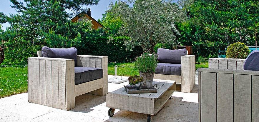 Gartenausstattung - Ausstattung für den Garten