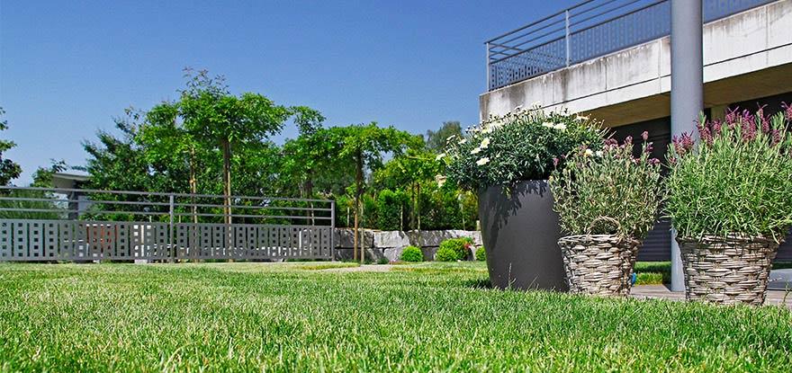 Gärten und Gartenanlagen