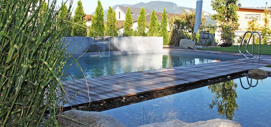 Pool for Nature – Naturpools und Schwimmteiche