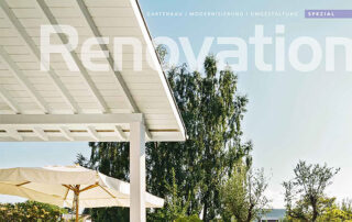 Kundenmagazin Jahreszeit Special: Renovation