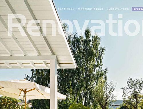 «Jahreszeit» SPEZIAL: Renovation