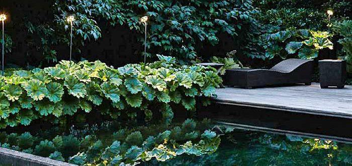 Stehleuchte Garten