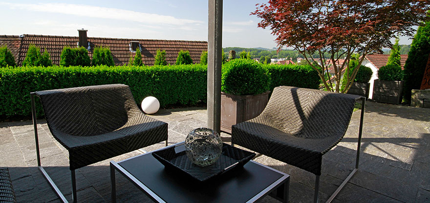 Terrassen Und Lounges Solothurn