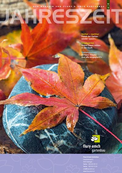 Kundenmagazin Jahreszeit Sommer 2014
