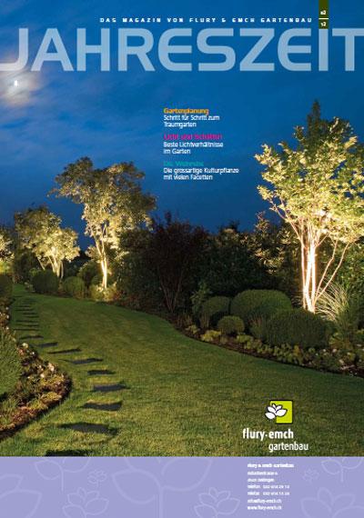 Kundenmagazin Jahreszeit Sommer 2012